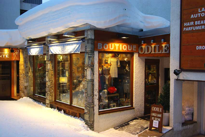The Boutique Odile in Tignes Val Claret